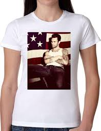 Adam Levine Size Chart T Shirt Jode Girl Ggg22 Z299 American Flag Adam Levine Vintage Lifestyle Fun Fas Men Women Unisex Fashion Tshirt Funny Cool T Shirt Awesome Popular T
