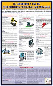 hand tool safety posters. the module also covers safety related to electrical, pneumatic, hydraulic, liquid fuel, and powder-actuated power tools. playing dvd on a computer hand tool posters