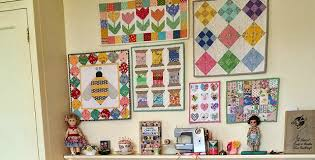 How to Hang a Small Wall Quilt - Quilting Digest & How to Hang a Small Quilt Adamdwight.com