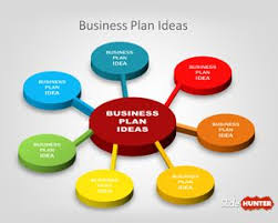 ppt business plan presentation free 3d business plan diagram idea for powerpoint is a simple