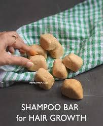 solid shampoo bar