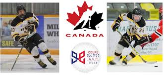 alumni mutala and rizzo selected for team canada tryout