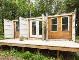 Shipping Crate Home This Excellent Shipping Container Home Was Built For Less Than 27000