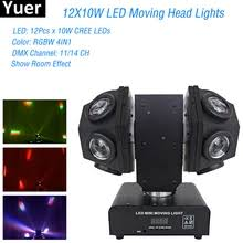 Buy <b>12x10w</b> led moving head and get free shipping on AliExpress