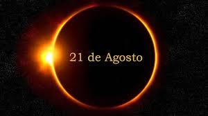 Resultado de imagem para eclipse 21 de agosto e os signos