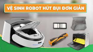Cách Làm Tăng Tuổi Thọ Đơn Giản Cho Robot Hút Bụi Của Bạn   Robot hút bụi  Fuji Luxury - YouTube