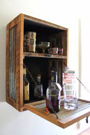 Industrial Bar Cabinet 25 Best Ideas About Wall Bar On Pinterest Wine Rack Wall Small