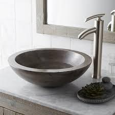 undermount bathroom sink round. Round Undermount Bathroom Sink With Faucet Holes