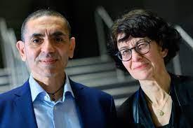 Die bemerkenswerte Geschichte von Ugur Sahin und Özlem Türeci - Business  Insider