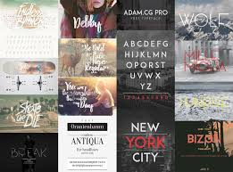 collage fonts free 60 quality free fonts you probably dont own but should
