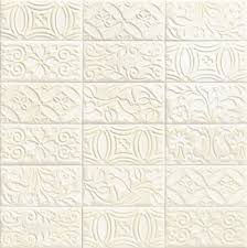 <b>Керамическая плитка Velvet</b> Decor Bianco 10х20 <b>Mainzu</b> (Испания)