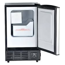 ice machine under counter built in commercial ice machine restaurant ice maker fridge countertop residential nugget
