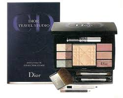 cosmetics dior dior travel studio makeup palette