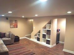 Image of: Simple Inexpensive Basement Finishing Ideas