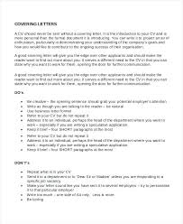 What To Include In A Covering Letter Bunch Ideas Of Writing A