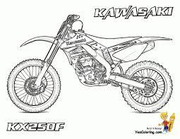 Dessins De Coloriage Motocross Imprimer Sur Laguerche En Dessin