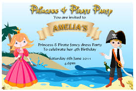 cool pirate themed birthday party invitations birthday party glamorous pirate party invitation language middot ravishing princess