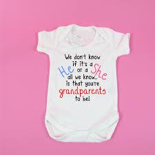 Birth Announcement Idea You Re Grandparents Baby Announcement