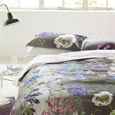 alexandria amethyst bed linen designers guild