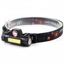 Đèn pin đội đầu bỏ túi Q5 3 tính năng giá rẻ 79.000₫