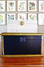 diy lacquer furniture. I Removed The Clasp Locks On Both Because Knew Wanted Something Different There And Filled Holes. Just Used Small Pieces Of Painter\u0027s Tape To Diy Lacquer Furniture