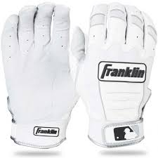 Batting Glove Size Chart Franklin Franklin Cfx Pro Batting Gloves Pearl White
