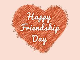 happy friendship day beautiful heart for you picture