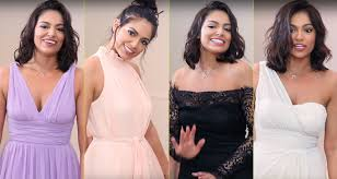 bethany mota picks out the best prom dresses under 30 bethany mota just jared jr