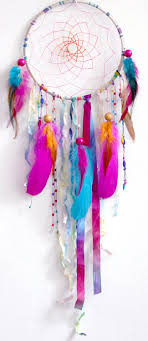 Dream Catcher To Buy Gorgeous Sherbert Fairy Native Woven Dream Catche Just Plain Beautiful