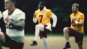 Redskins News Washington Is Reluctant To Name Whos Atop Qb