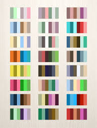 24 Complementary Color Palettes In 2019 Color Theory
