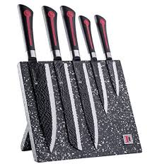 Top Chef 6Piece Colored Knife Set Professional Grade  WalmartcomTop Kitchen Knives