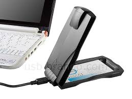 Portable Usb Business Card Color Scanner Gadgetsin