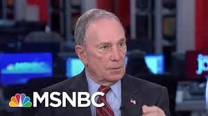 Former Mayor Michael Bloomberg On What People Can Do To Save.