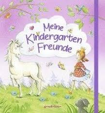 Meine Kindergarten Freunde Motiv Einhorn Das Pferdebuch