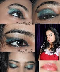 winged eye makeup tutorial eyeshadow for black eyes