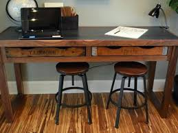 rustic office desk. Small Rustic Computer Desk Living Room Office For Sale Pertaining To .