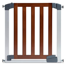 munchkin  in auto close modern baby gate  the home depot