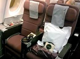 Qantas A380 Seat Map Qantas Airbus A380 Seat Pictures