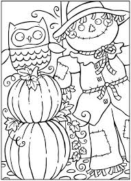 Dover Publications - free sample page from OWLS COLORING BOOK ...