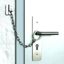 Door chain locks Cheap Door Chain Door Locks Keyed Chain Door Lock Door Chain Locks With Key Door Chain Keyed Chain Chain Door Locks Colorthiefgame Chain Door Locks Sliding Chain Door Locks With Alarm Stock Photo