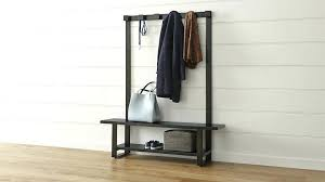 Entry Hall Tree Coat Rack Storage Bench Seat Hearthstone Entryway Hall Tree With Mirror And Bench Shoe Storage 56