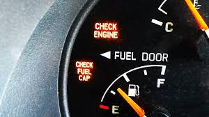 check gas cap light fix