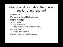 What Should A Resume Include Techtrontechnologies Com
