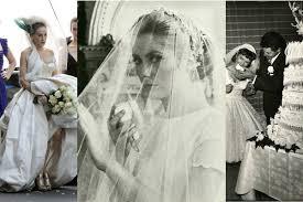 Ikonické Svatební účesy Napříč Historií Modacz
