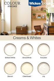Wickes Paint Chart At Wickes We Love A Colour Palette And This Cream And White