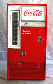 Small Soda Vending Machine Unique Stock Can Machines Antique Refinishing Services