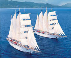 Star Flyer Cruises Star Clippers Uk