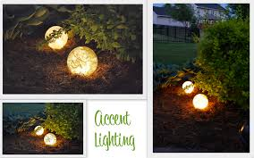 artistic outdoor lighting. simple diy outdoor patio lighting artistic color decor under home improvement