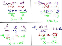 how to solve 2 step equations math 2 step equations worksheets grade solve two step equations